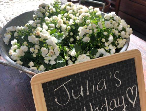 Anniversaire : Julia, 10 ans