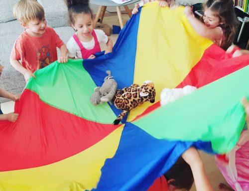 Anniversaire : Ninon, 4 ans