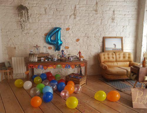 Anniversaire jumeaux : ils fêtent leur 4 ans !