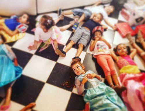 Anniversaire : Coline, 4 ans