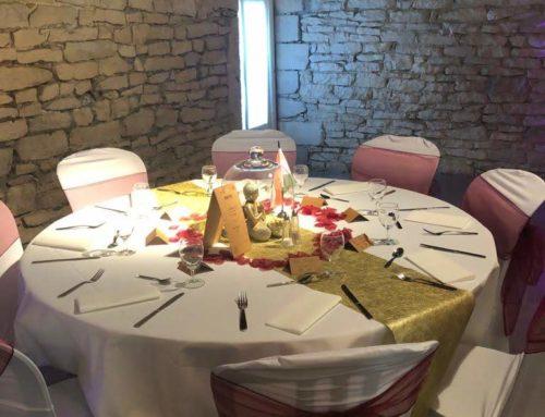 Mariage : EdenHappy @ St Alban de Roche