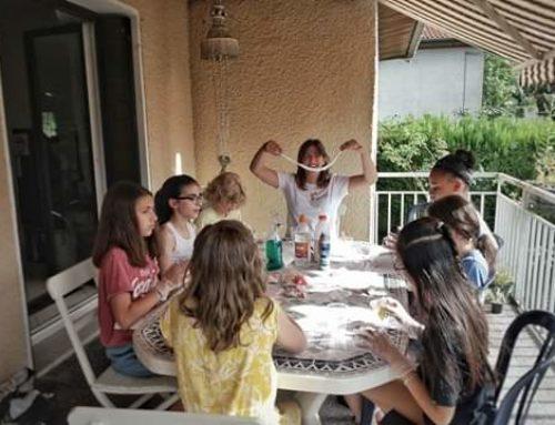 Anniversaire : Marine, 11 ans