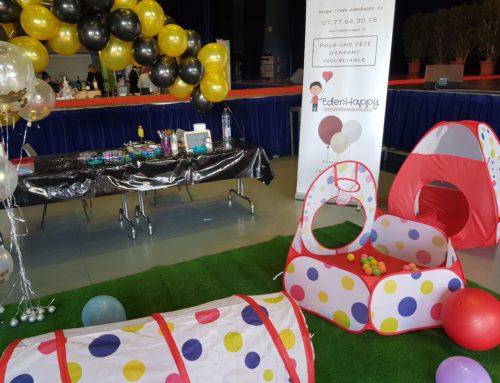 Kids Corner : EdenHappy @ Salon de Noël de Meyzieu