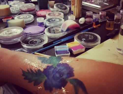 Stand Maquillage : EdenHappy @ la Fabullerie, Lyon