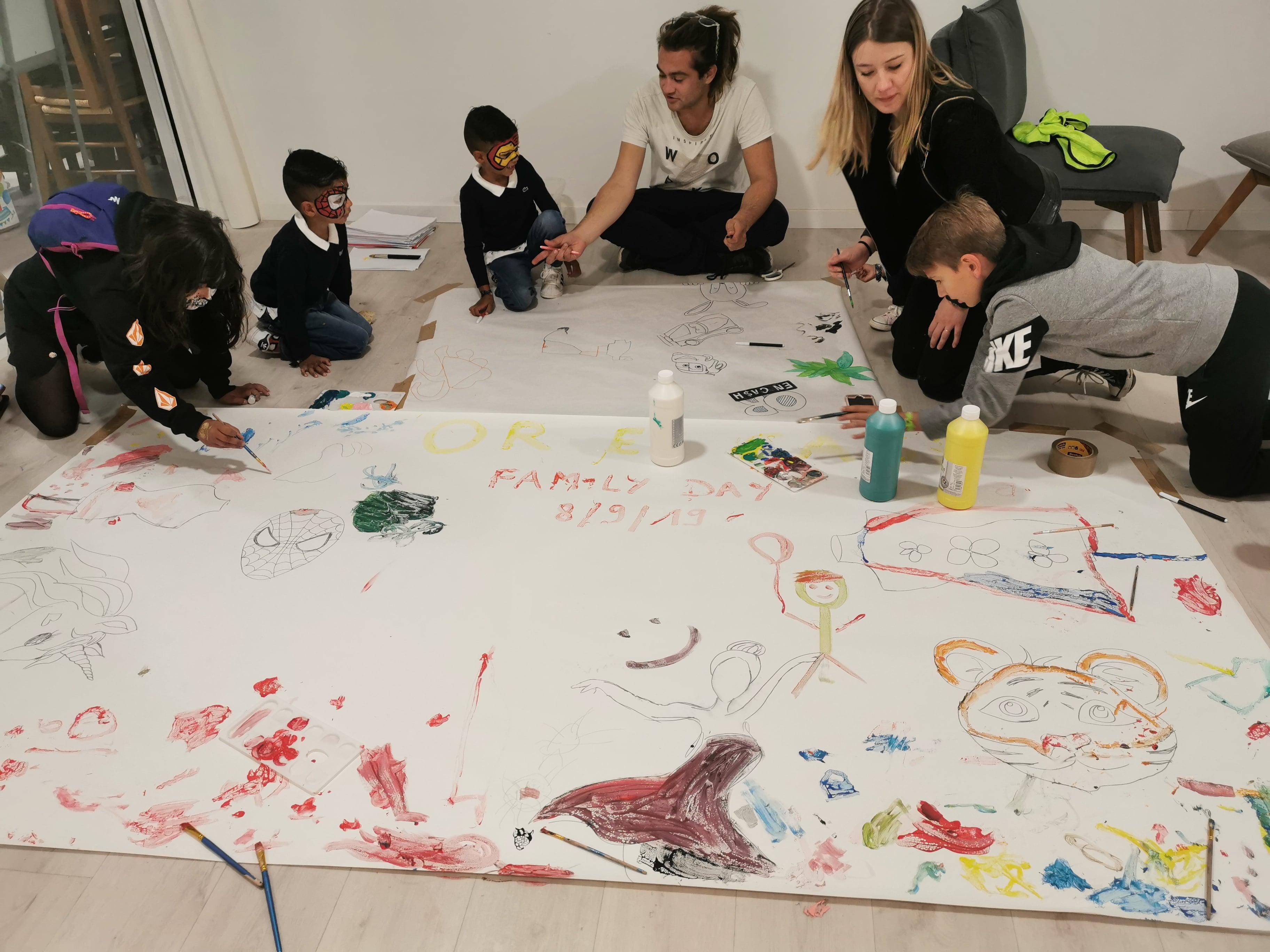 Professionnel - Family Day - Or en Cash - EdenHappy - Animations pour enfants