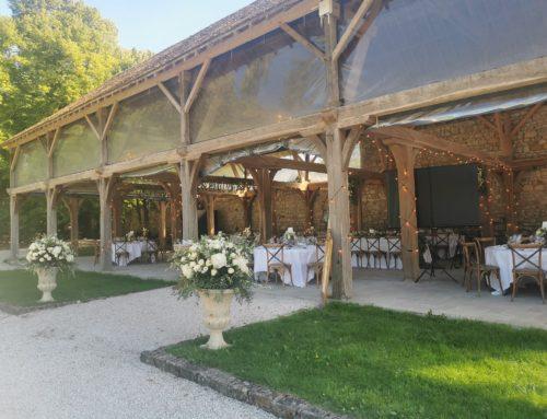 Mariage : EdenHappy @ Commanderie de Dormelles – Seine et Marne