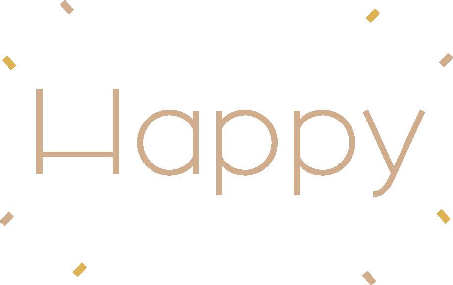 Logo - EdenHappy beige