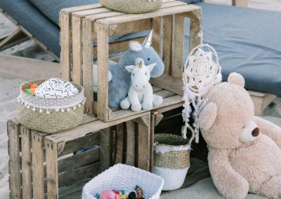 décoration coin enfants mariage